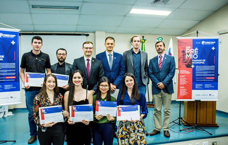 Vencedores do 29º Prêmio Paraná de Economia